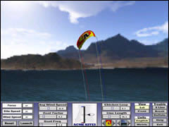 KiteSim Screenshot